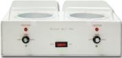 Thermal Spa Elite Double Depilatory Wax Warmer - 49122