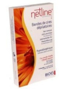 Netline Hair Removal Strips for Body