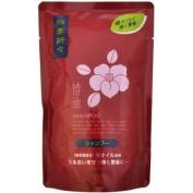 KUMANO YUSHI Shikioriori | Shampoo | TSUBAKI OIL Shampoo Refill 450ml
