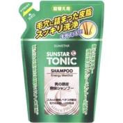 SUNSTAR TONIC | Shampoo | Scalp Care Refill 380ml