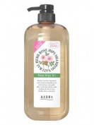 Junyaku | Shampoo | Natural Herb Shampoo Rosehip Oil 1000ml