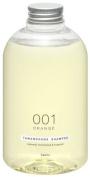 TAMANOHADA SOAP | Shampoo | 001 Orange 540ml, Non Silicon