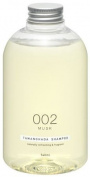 TAMANOHADA SOAP | Shampoo | 002 Musk 540ml, Non Silicon