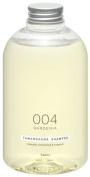 TAMANOHADA SOAP | Shampoo | 004 Gardenia 540ml, Non Silicon