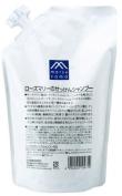 Matsuyama Yushi M mark | Shampoo | Amino Acid Soap w/ Rosemary Essential Oil Shampoo Refill 600ml