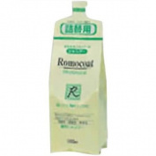 Zenyaku Kogyo Romocoat | Shampoo | Refill M 500ml, for Sensitive Skin