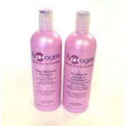 Aphogee Deep Moisture Shampoo & ProVitamin Leave Conditioner 470ml