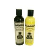 Taliah Waajid Total Body Black Earth Shampoo & Herbal Conditioner