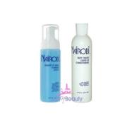 Nairobi SET (w/Triple Benefit Lip Stick) Wrapp-It Shine Lotion 240ml + Soft Finsh Leave-in Conditioner 240ml