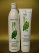 Biolage Fortetherapie Duo Set 500ml Shampoo and 300ml Conditioner