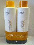 ISO Tamer Shampoo/Conditioner Litre Duo 1000ml/bottle