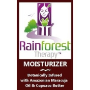 Maracuja Rainforest Therapy Moisturiser with Cupuacu and Maracuja / Passion Fruit oil. 240ml / 225g
