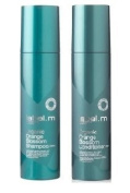 Label.m Organic Orange Blossom Shampoo and Conditioner 200ml DUO
