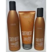Surface Bassu Hydrating Shampoo 300ml & Conditioner 180ml Duo