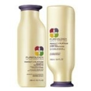 Pureology Perfect 4 Platinum Shampoo (8.5 oz) and Hair Condition (8.5 oz) DUO