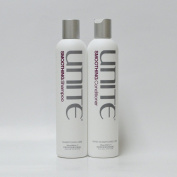 Unite Smoothing Shampoo & Condition 10oz / 300ml Set