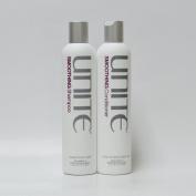 Unite Smoothing Shampoo & Condition 10oz / 300ml Set