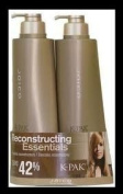 Joico K-pak Reconstruct Shampoo and Conditioner Litre 1000ml w/Pumps