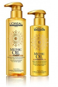 L'OREAL PROFESSIONAL MYTHIC OIL Shampoo 250ml and Conditioner 190ml