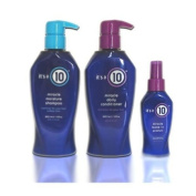 It's a 10 Shampoo 300ml + Conditioner 300ml + Leave in 60ml