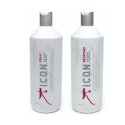 ICON Fully Anti Ageing Shampoo 1000ml + Respond Conditioner 1000ml
