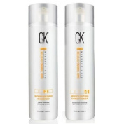 GK Hair Moisturising Shampoo 950ml + Conditioner 950ml DUO SET