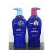 It's a 10 Miracle Shampoo and Conditioner Large Combo Set 1000ml