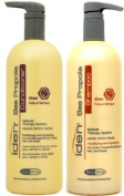 Iden Bee Propolis Conditioner 950ml size