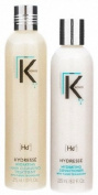 Kronos Hydresse Hydrating Hair Cleansing Treatment Shampoo and Conditioner Duo