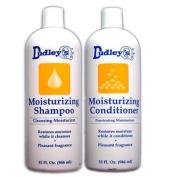 Dudleys Moisturising Shampoo 950ml + Conditioner 950ml Combo Set