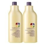 Pureology Perfect 4 Platinum Shampoo and Conditioner Litre Duo