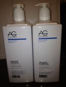 Ag Xtramoist Moisturising Shampoo and Moisturising Treatment ½ Gallon Each
