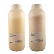 Davines Love Lovely Curl Enhancing 1000ml Shampoo + 1000ml Conditioner