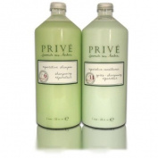 "Prive Reparative Shampoo 1000ml + Conditioner 1000ml ""Duo Set"""