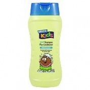 Breck Kids Wild Coconut 5.1cm 1 Shampoo Plus Conditioner 350ml