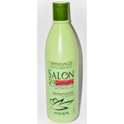 Spa-Haus Mind And Body Salon SHAMPOO & CONDITIONER with Olive and Other Fruit Oils, 590ml
