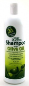 Hask Placenta Shampoo with Olive Oil 590ml