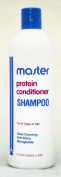 Master Well Comb Protein Conditioner Shampoo 470ml