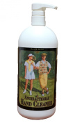 32 Oz, Gentle Sensitive, Antibacterial, Hand Soap, Moisturises While Killing Bacteria. Formulated for Your Members and Staff. Our Antibacterial Hand Soap Leaves Your, Hands, Soft, and Does NOT Over Dry or Irritate Your Skin. R & A Antibacterial Hand Soap