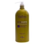 Nexxus VitaTress Biotin (ONE) Shampoo 1000ml/ one Litre