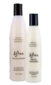 Sfree Emu Oil Shampoo (12oz) & Conditioner