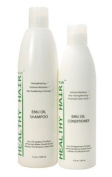 Healthy Hair Plus - Emu Shampoo (12oz) & Conditioner