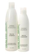 Healthy Hair Plus - Emu Shampoo (12oz) & Conditioner
