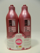 SALOON IN colour GUARD SHAMPOO & CONDITIONER 1000ml