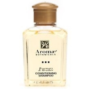 Aromae, 1.0 Fluid Ounce, Rosemary and Heather Conditioning Shampoo Bottles, 160 Bottles per Case