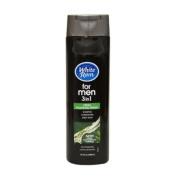 White Rain For Men 3in1 Shampoo, Conditioner, and Body Wash