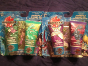BAKUGAN Shampoo & Shower Gel with Bathtub Sticker