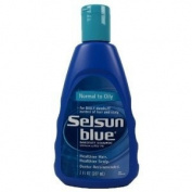 Selsun Blue Dandruff Shampoo, Daily Balanced Treatment - 210ml