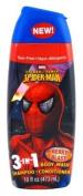 Spiderman 3-In-1 Body Wash-Shampoo-Conditioner 470ml Berry Blast
