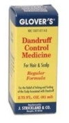 Glover's Dandruff Control Medicine for Hair & Scalp